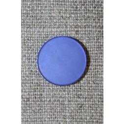 Rund knap lavendel/lilla, 15 mm.-20