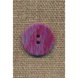 2-huls knap pink/grå-20