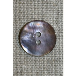 Perlemorsknappudderbrun18mm-20