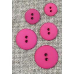 Pink 2-huls knap i 5 str.-20