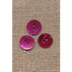 Perlemors-knap pink 13 mm.-20