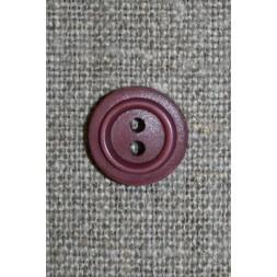 2-huls knap støvet lyng, 12 mm.-20