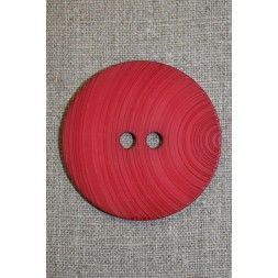 Stor knap 54 mm. rød-20