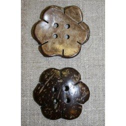 Kokosknap 45 mm. blomst-20