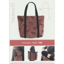 108 Minikrea Tote bag/Taske-20