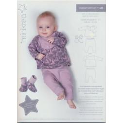 11420 Minikrea Babysæt med sko-20