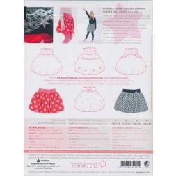 30103 Minikrea Ballon nederdel str. 4-10 år.-20