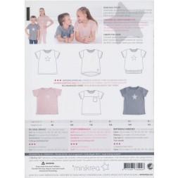 33202 Minikrea Kortærmet T-shirt-20