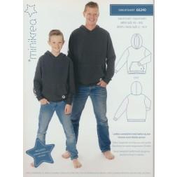 66240 Minikrea Sweatshirt til dreng/herre-20