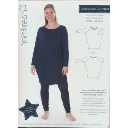 70047 Minikrea loose fit jersey kjole-20