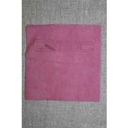 Rosa ruskinds-mærke Q-BIC-20