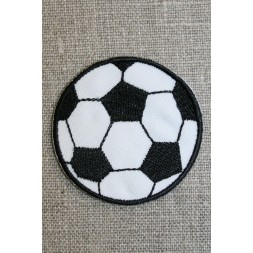 Fodbold sort/hvid, mellem-20