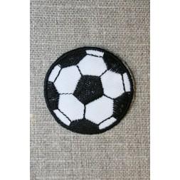 Fodbold sort/hvid, lille-20