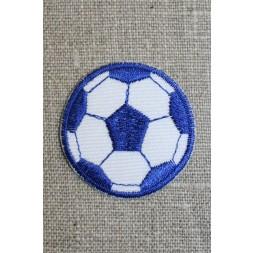 Fodbold blå/hvid, lille-20