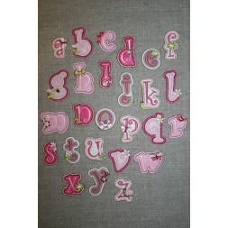 Bogstaver til påstrygning, pige U-20