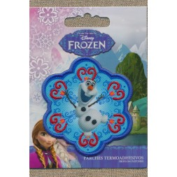 Disney Frost, blomst/rund Olof-20