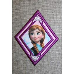 Disney Frost, rude Anna lilla-20