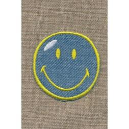 Motiv Smiley cowboy/gul-20