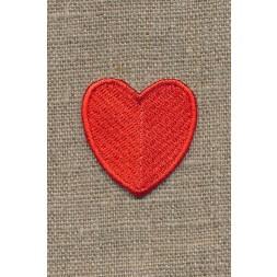 Motiv m/rødt hjerte, 35 mm-20