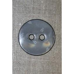 Motiv reflex knap m/2 huller, 40 mm.-20