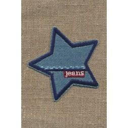 Motiv stjerne cowboy Jeans-20