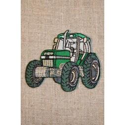 Motiv traktor grøn-20