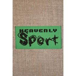 Sort/grøn Heavenly sport-20