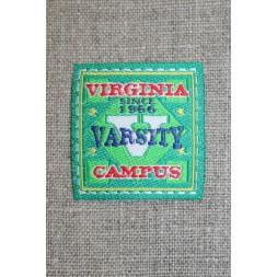 Strygemærke grøn Virginia-20