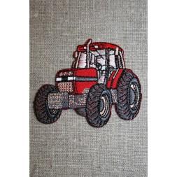 Motiv traktor rød-20