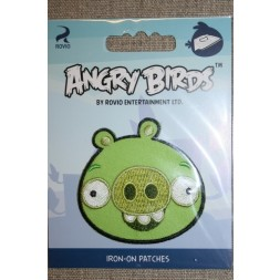 Angry birds mærke, lime gris-20
