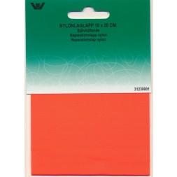 Lapper til regntøj Reparationslap i Nylon i neon orange-20