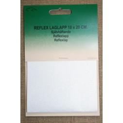 Lap reflex 10x20 cm.-20