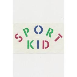 """Transfer/strygemærke """"Sport Kid""""-20"""