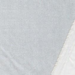 Elastisk bomuld m/glimmer, off-white/sølv-20