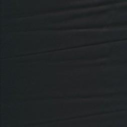 Bomuldssatin med stræk i sort-20