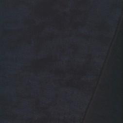 Suede/ruskind i antik look m/stræk sort/koks-20