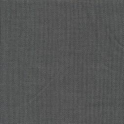 Stof med bikube mønster i sort og hvid