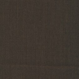 Uld/polyester m/stræk mørke gråbrun-20