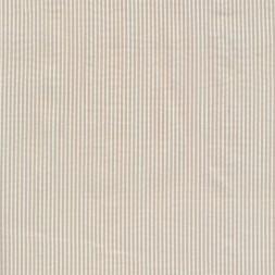 Smal-stribet bengalin knækket hvid og beige-20