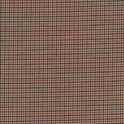 Buksestof i pipita tern i beige, sort og rust-20