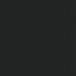 Rest Sort Polyester med smal grå-blå strib, 100 cm.-20