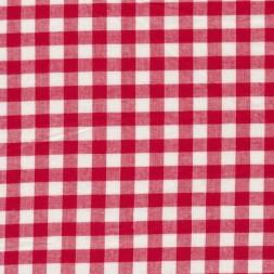 Køkkentern rød-hvid, 9x9 mm.-20