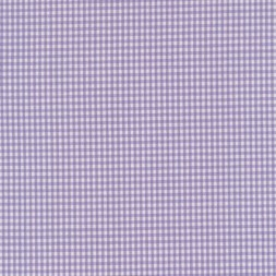 Små-ternet bomuld lyselilla/hvid-20