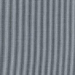 rest Bomuld/polyester m/strib grå/mørkegrå, 30 cm.-20