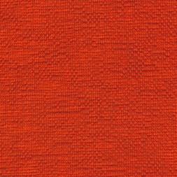 Grovvævet tweed bomuld/polyester orange/grøn-20