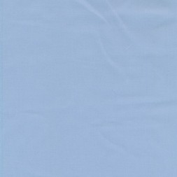 Bomuld/polyester lyseblå-20