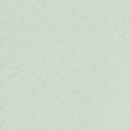 Rest Bomulds-poplin m/rude-mønster, lys lysegrøn, 85 cm.-20