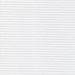 Bomuld m/strib and stræk, hvid-20