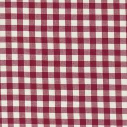Køkkentern hvid mørk rød 9x9 mm.-20