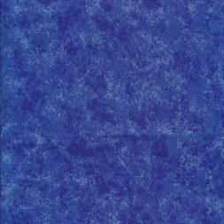 Bomuld batik i blå-20